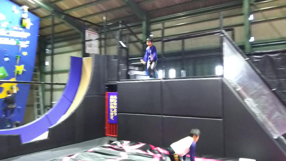 飛び込みピット2