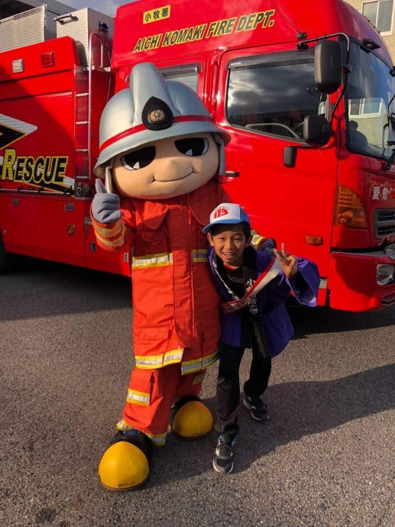 小牧市少年消防クラブ