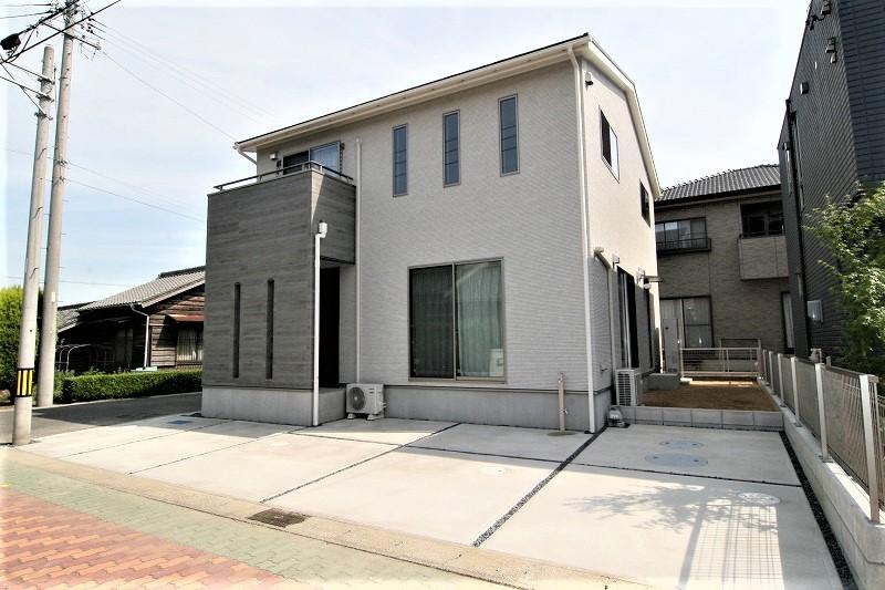 ライフスタイルに合った、使いやすい収納スペースのあるお家。