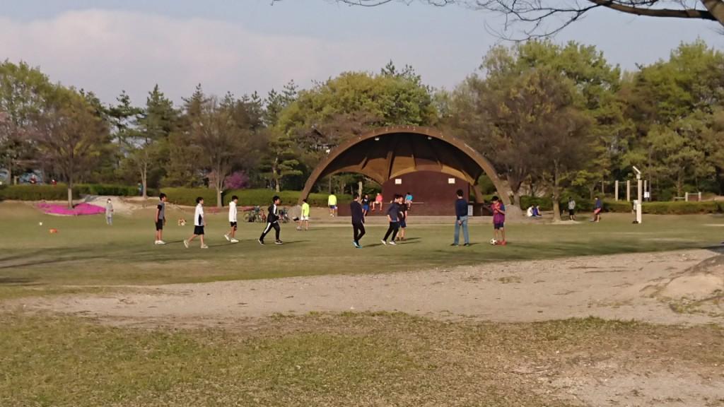 桃花台中央公園2